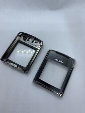 Nokia 8800 Sirocco Black A-cover. New. 100% Original parts Nokia.