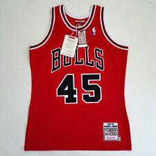 Authentic Michael Jordan Mitchell Ness 94 95 #45 Bulls Jersey Size 36 40 48 52