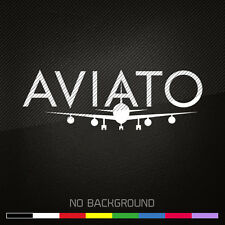 Silicon Valley TV Show HBO | AVIATO Vinyl Decal Sticker | Choose Color