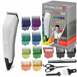 Remington Men Hair Clipper Corded, Colour Cut Accessories 16 Pcs Grooming HC5035