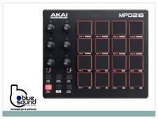 AKAI MPD218 AKAI MPD218 CONTROLLER 16 PAD MIDI OVER USB