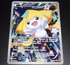 Jirachi XY67a XY Black Star Promo FULL ART Pokemon Card (XY Trainers' Kit) NM