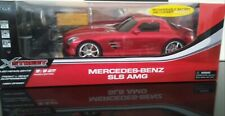 RC 1:12 scale Red Mercedes