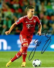 Bayern Munich Mario Gotze Autographed Signed 8x10 Photo COA #1
