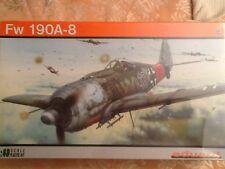 Eduard Focke Wulf Fw 190A-8; 1/48 scale.  2006