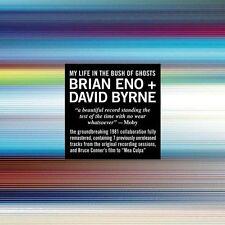 David Byrne - My Life in the Bush of Ghosts [New Vinyl] 180 Gram, Rmst