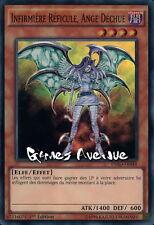 Yu-Gi-Oh! Infirmière Réficule, Ange Déchue DESO-FR048 (DESO-EN048) VF/SUPER