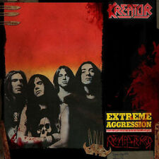 KREATOR Extreme Aggression Remastered 2CD BRAND NEW