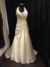 Vestido de boda vestido de novia Pronovias Bancal de marfil/Talla 12