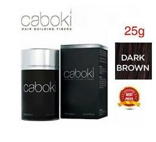 Caboki Hair Building Fiber - 25gm DARK BROWN Latest Free Shipping