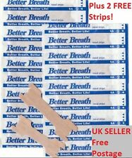 5 - 200 BETTER BREATH NASAL STRIPS RIGHT WAY TO STOP / ANTI SNORING * Easy *
