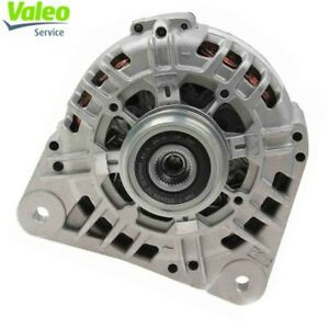 For Volkswagen Passat Alternator 140 Amp 2.0L-l4 15.04 lbs Valeo 439421