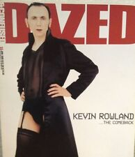 DAZED & CONFUSED no 55 JUNE 1999 KEVIN ROWLAND RANKIN COVER DEXYS KEITH RICHARDS