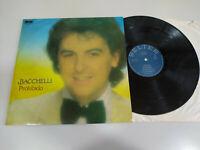 "Bacchelli Verboten Belter Edicion Portugal - LP vinyl 12 "" VG/VG 3T"