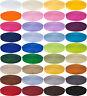 50m Gurtband Farbwahl 20 25 30 40 50mm Taschenband schwarz weiß 38 Farben