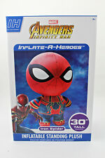 """Marvel Infinity Wars Spider Man Inflate-A-Hero Plush Super Hero Toy 30"""""""