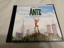 Vintage Antz Divx Movie Disc Dreamworks Pictures Animated Rare Format 1998