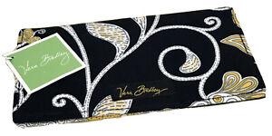 Vera Bradley Checkbook Cover in Yellow Bird