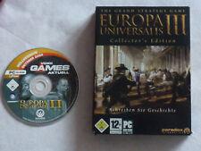 PC Games Europa Universalis II, III, IV Strategiespiele