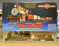Bachman Red Comet #90012 G Scale Electric Train Set w/ Track New Free Shipping