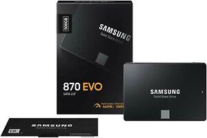 "HD SOLIDO 2,5"" SSD 500 GB SAMSUNG 870 EVO 500GB SATA III MZ-77E500B/EU"