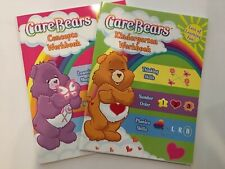 CareBears Set Of 2 Workbooks-Concepts And Kindergarten (Flawed)