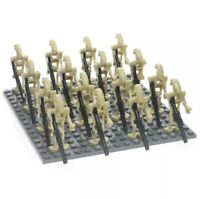 16x Battle Droid Figures (LEGO STAR WARS Compatible)