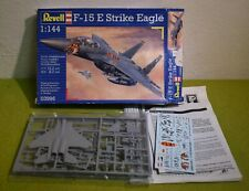 MODEL KIT 1/144 SCALE REVELL F-15 E STRIKE EAGLE 03996