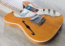 Fender 2017 Limited Edition American Elite Mahogany Tele Thinline Guitar + Case