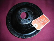 1948-50 Packard Junior Series Fan Belt Pulley 395941 NOS