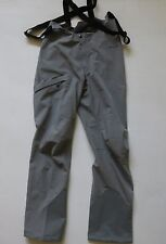 Patagonia Womens Knifeblad Pant snow layer - Grey - polyester spandex Size XS