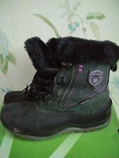 Karrimor Womens Snow Fur Boots Size Uk 5