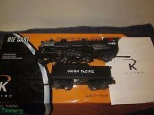 K-Line K3690-2480W U.P. Union Pacific Scale Mikado w/Lionel SignalSounds LN/OB
