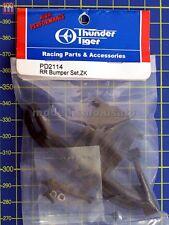Thunder Tiger PD2114 Paraurti Post ZK Rear Bumper modellismo