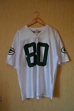 Green Bay Packers NFL American Football Jersey - Driver #80 Size L Large