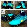 NIKE Junior MAGISTA OBRA II FG Football Boots Uk 4.5 Eu 37.5 844410-375 Rrp £120