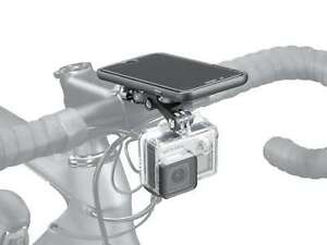 TOPEAK RIDECASE MOUNT RX WITH GOPRO CAMERA ADAPTER