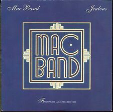 MAC BAND - JEALOUS - CARDBOARD SLEEVE CD MAXI