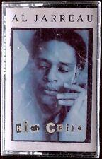 Al Jarreau-High Crime LP CASSETTE WARNER 1984 SEALED OOP