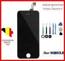 VITRE TACTILE IPHONE 5S/SE NOIR ECRAN LCD ORIGINAL COMPLET SUR CHASSIS+OUTILS