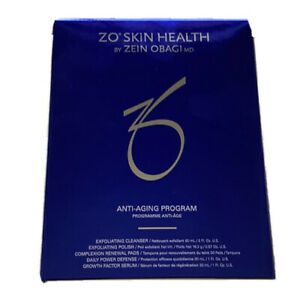 Zein Obagi Anti-aging Program