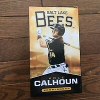 Kole Calhoun 2015  Bobblehead SGA Salt Lake Bees Los Angeles Angels NIB
