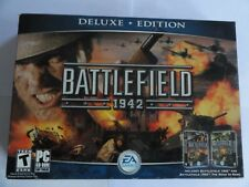 Battlefield 1942: Deluxe Edition (PC, 2003)  NEW SEALED