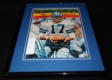 Don Meredith Framed 11x14 ORIGINAL 1968 Sports Illustrated Cover Cowboys