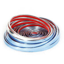 15mm/1.5cm x 5m Chrome Styling Strip Trim Car Van Truck Boat Pickup ADHESIVE new
