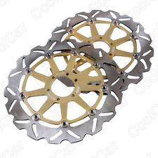 Front Brake Disc Rotor For Ducati ST2 944 ST3 1000 ST4 916 ST4 S 996 S ABS 996 G