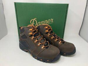 Danner Vicious Non-Metallic Toe Style #13860   Brown Orange