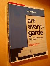 Corvin Festival de l'Art d'avant-garde Marseille Nantes Paris 1956-1960 Polieri