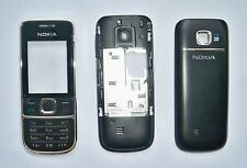 Black Housing cover fascia Facia  faceplate case for Nokia 2700c 2700 classic