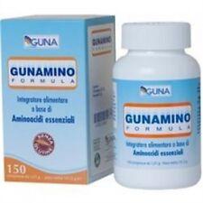GUNAMINO FORMULA 150 COMPRESSE A BASE DI AMINOACIDI ESSENZIALI